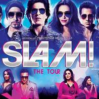 "Shahrukh Khan - Deepika Padukone - ""Happy New Year"" Teams SLAM THE TOUR official promo released"