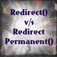Redirect() vs RedirectPermanent in ASP.NET MVC- Understand temporary and permanent redirection types.