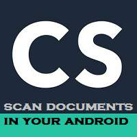 Scan documents using your Android Smartphone. Turn mobile into scanner.