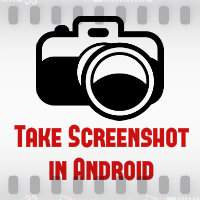 How to take screenshot in android (Ice Cream Sandwich 4.0 and above)