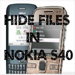 Best Way To Hide Files Folders in Nokia s40 Symbian OS